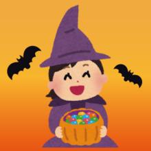 ハロウィンお菓子プレゼント